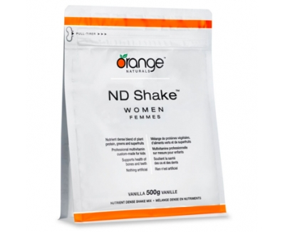 Orange Naturals ND Shake女性营养混合饮料 500g